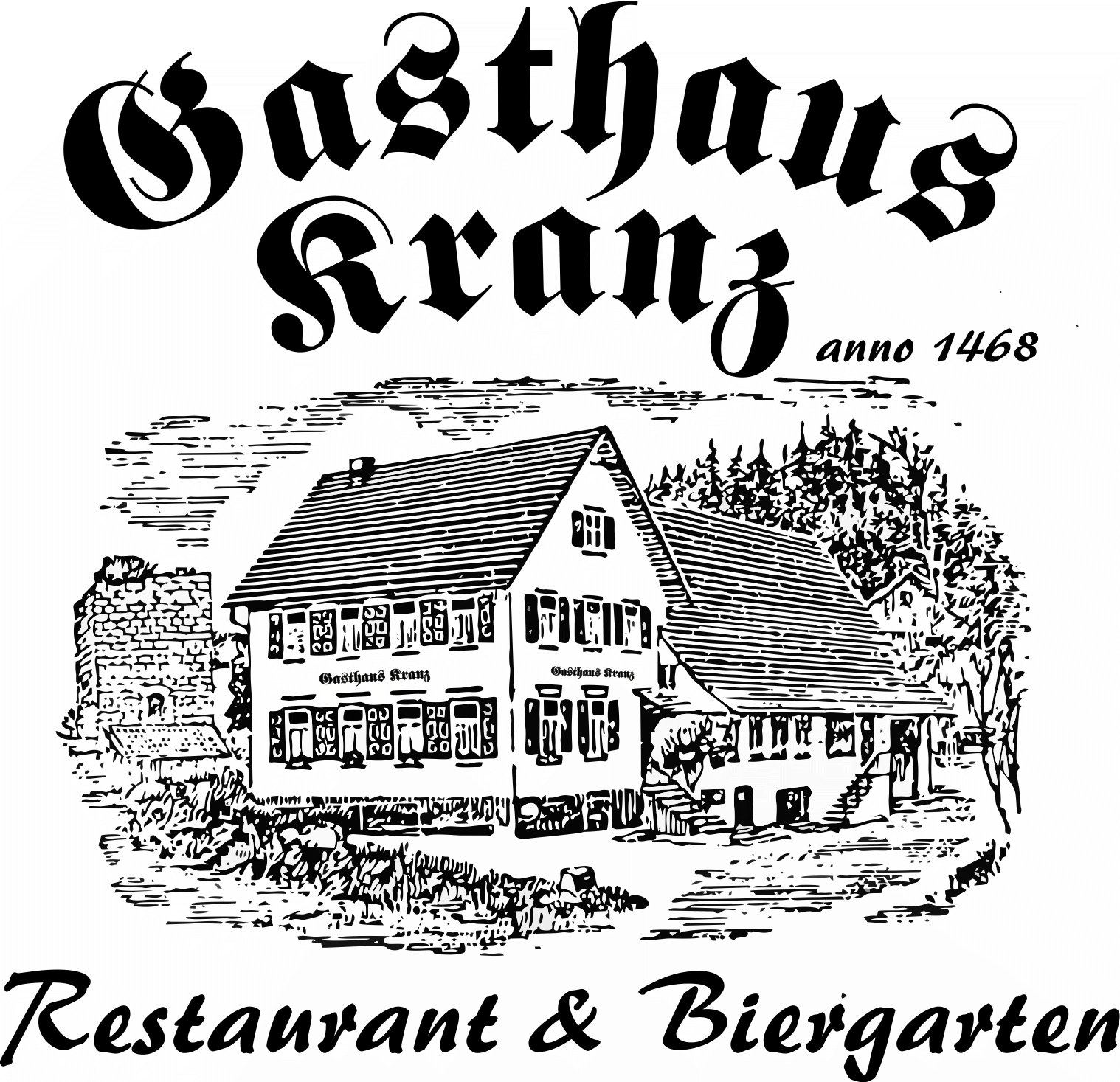 Gasthaus Kranz in Königsfeld-Burgberg im Schwarzwald